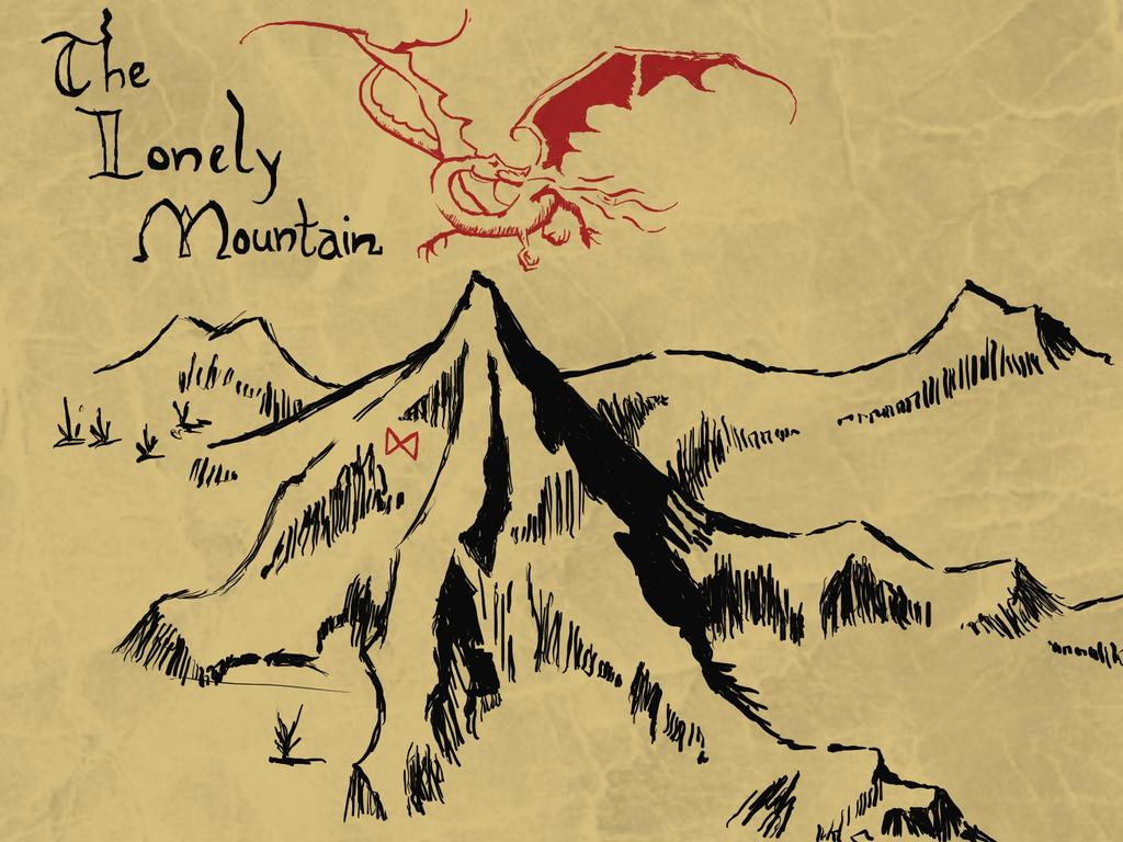 the_lonely_mountain_by_15ath-d70jjes